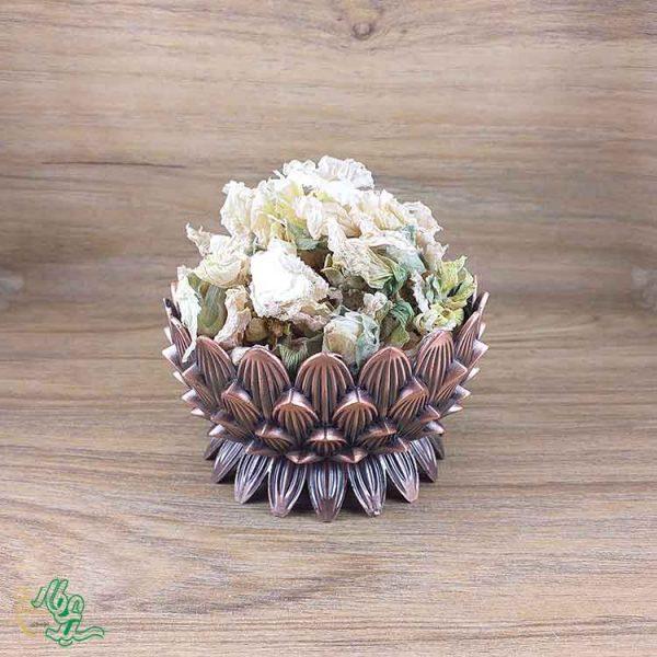 گل ختمی سفید عطاری کده با کیفیت عالی و اعلاء